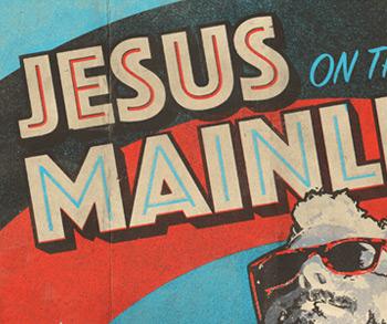 jesus on the